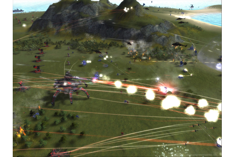Buy Supreme Commander PC Game | Steam Download