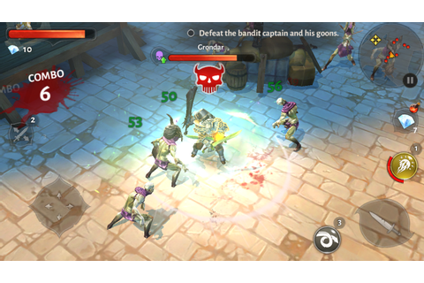 Dungeon Hunter 5 Download Free Full Game | Speed-New