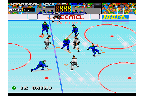 Tecmo Super Hockey Download Game | GameFabrique