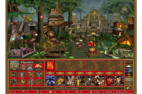 Review: Heroes of Might & Magic III HD (PC) - Digitally ...