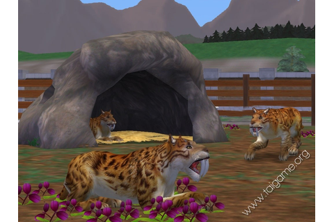 Zoo Tycoon 2: Extinct Animals - Download Free Full Games ...
