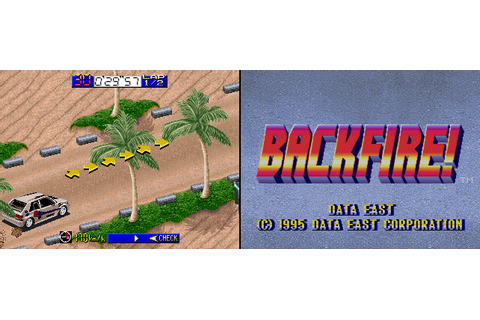 Backfire! (set 1) ROM Download for MAME - Rom Hustler