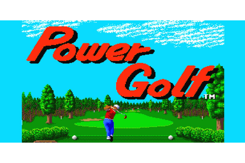 Power Golf™ | TurboGrafx | Games | Nintendo