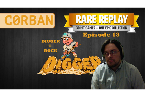 DIGGER T ROCK - Rare Replay: Episode 13 - YouTube