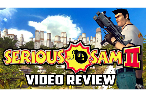 Serious Sam 2 PC Game Review - YouTube