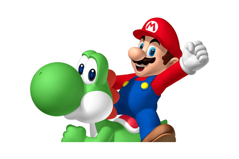 Mario Has Been Punching Yoshi Since the SNES Days ...