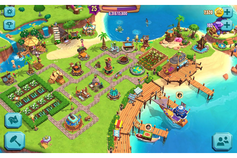 Download Paradise Bay APK Directly | Galaxy Rom