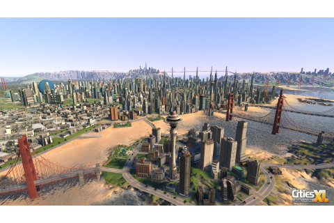 Cities XL Platinum Screenshots - Video Game News, Videos ...