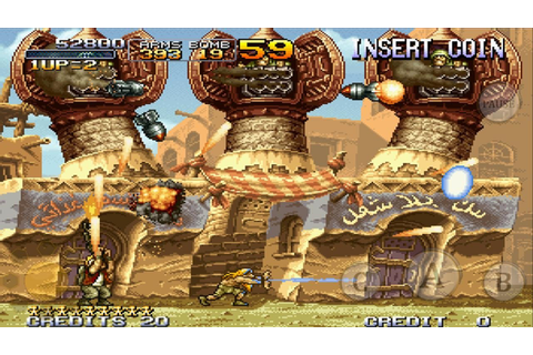 Metal Slug 2 1.4 - Download for Android Free