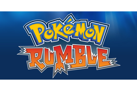Pokémon Rumble™ | WiiWare | Games | Nintendo