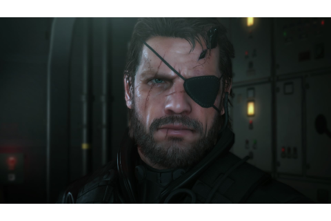 metal gear solid v the phantom pain venom snake Wallpapers ...