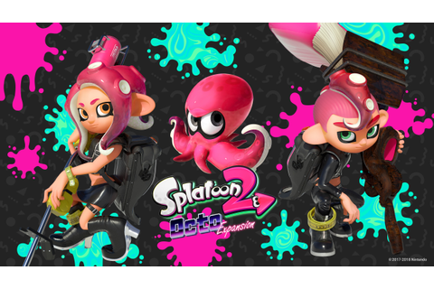 945374 Title Splatoon 2 Octo Expansion Video Game ...