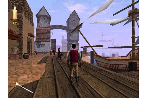 The Elder Scrolls Adventures: Redguard (1998 - Windows/DOS ...