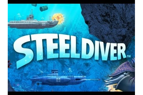 Steel Diver 3DS Video Review - YouTube