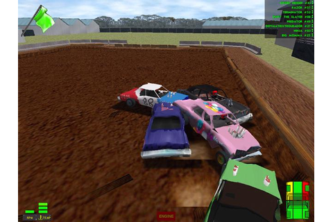 Demolition Derby and Figure 8 Race Screenshots, Pictures ...