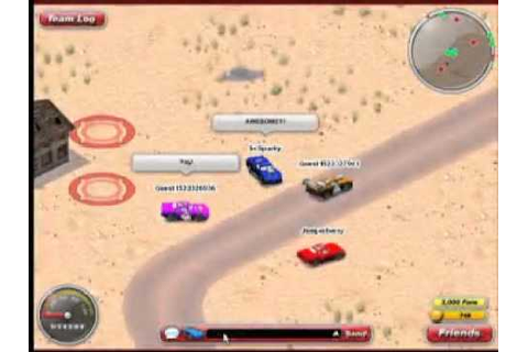 Official Disney Pixar The World of Cars Online Game ...