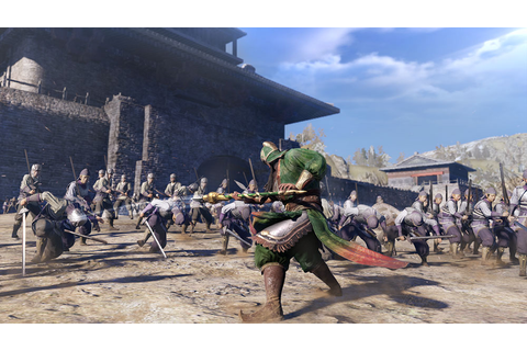 Dynasty Warriors 9 is open world and it gets first screenshots