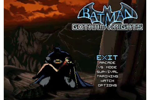Batman: Gotham Knights is the Fighting Game the World Deserves