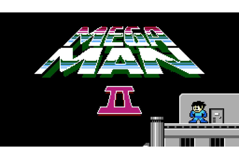 Mega Man 2 - NES Gameplay - YouTube
