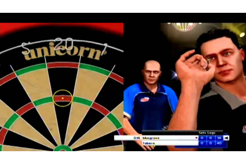 PDC World Championship Darts - How to get 180 and 167 ...