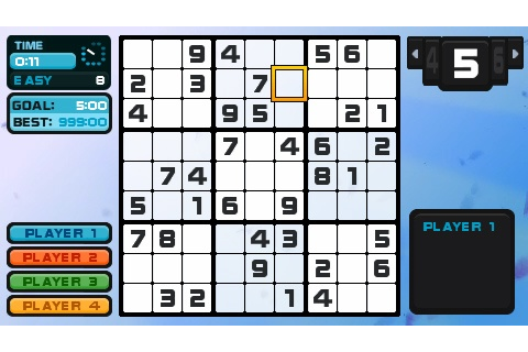 Go Sudoku - PSP - Nerd Bacon Reviews and News