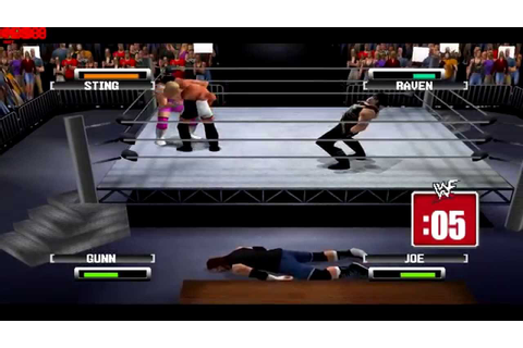 WWF No Mercy 64 With Commentary - WWE Championship Mode ...