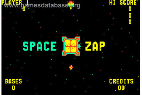 Space Zap - Arcade - Games Database