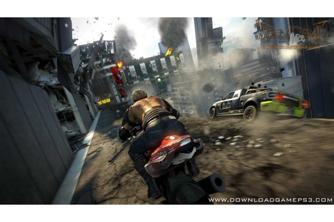 Motorstorm Apocalypse - Download game PS3 PS4 RPCS3 PC free