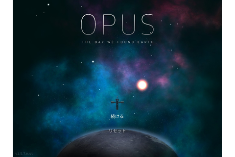 Steam Community :: OPUS: The Day We Found Earth