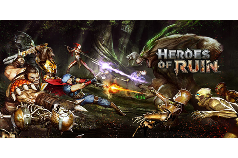 Heroes of Ruin | Nintendo 3DS | Games | Nintendo