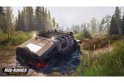Buy Spintires: MudRunner – American Wilds Edition PC Game ...