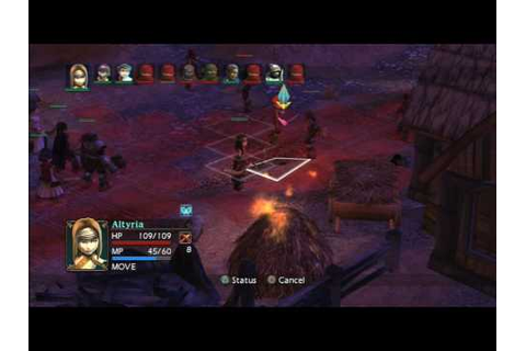 Classic Game Room HD - VANDAL HEARTS: FLAMES OF JUDGMENT ...