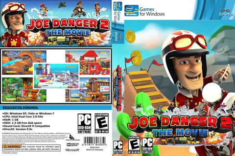 Joe Danger 2: The Movie Pc-Torrent ~ Combat Games