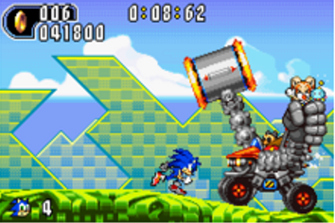 Sonic Advance 2 - Wikipedia