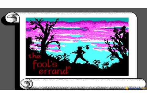 The Fool's Errand gameplay (PC Game, 1987) - YouTube
