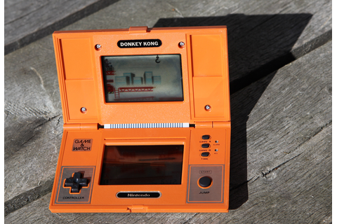 Complete Donkey Kong Game & Watch! | Retro Video Gaming