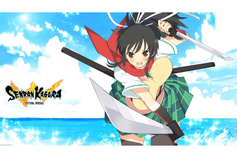 Senran Kagura Shinovi Versus - Asuka Gameplay - YouTube