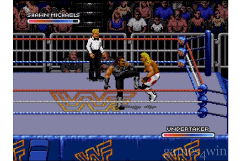 WWF Royal Rumble Download on Games4Win