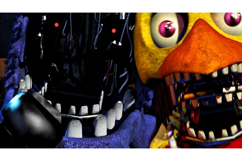 Five Nights at Freddy's 2 Full Game Gameplay Night 3 ...