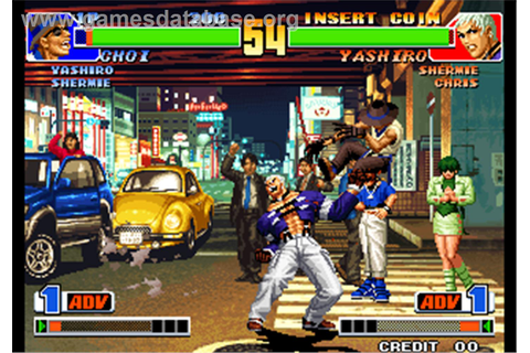 The King of Fighters '98 - The Slugfest / King of Fighters ...