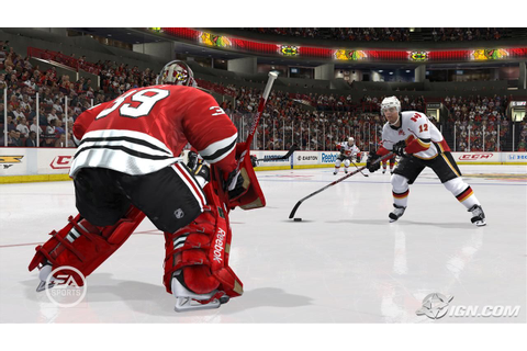 NHL 10 Screenshots, Pictures, Wallpapers - Xbox 360 - IGN