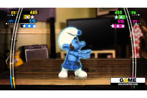 The Smurfs Dance Party Game Trailer (Wii & DS). Koop al je ...