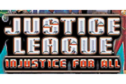 Justice League: Injustice for All Download Game | GameFabrique
