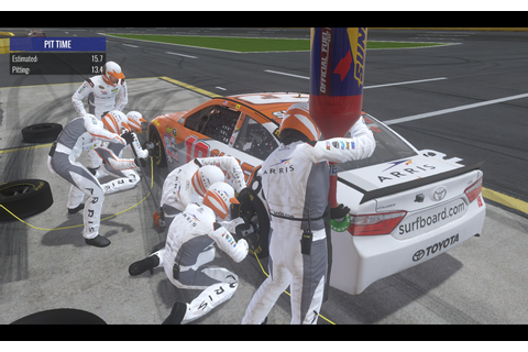 NASCAR Heat Evolution Full Download - Free PC Games Den