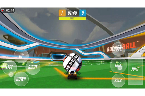 Rocket league android? (Rocketball) - YouTube