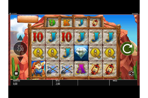 Diamond Mine Slot By Blueprint Gaming » Review + Demo Game
