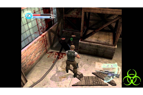 BLOOD AND GORE Video Games Episode 77 Psi Ops The Mindgate ...