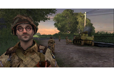 Brothers in Arms D Day ISO PPSSPP Download Highly Compressed