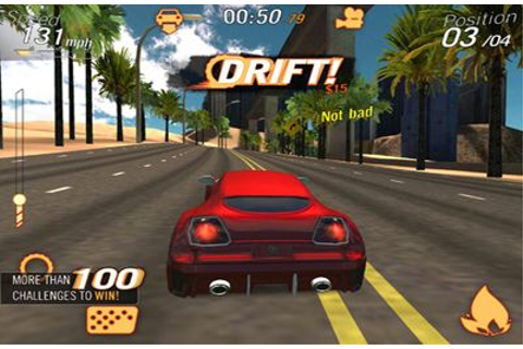 Crazy Cars - Hit The Road iPhone game - free. Download ipa ...