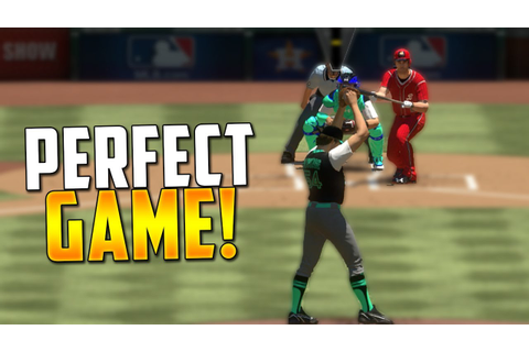 EXTRA INNINGS PERFECT GAME! MLB The Show 17 | Battle ...